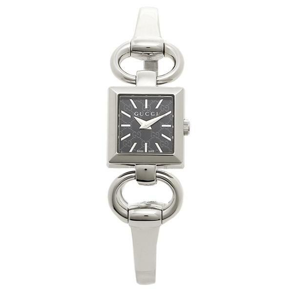 【送料無料】グッチ 時計 レディース GUCCI トルナヴォー二 ウォッチ/時計 ブラック